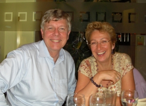 Gina & Mike Harris, author of 'Find your Lightbulb'
