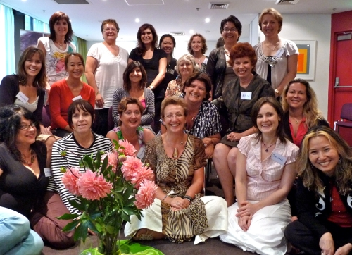 Our Gathering of fabulous women in Sydney for IWD