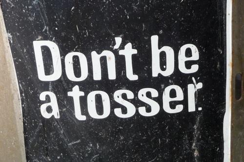 tosser