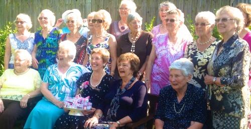 Barbara's 80th Birthday