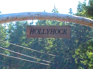 hollyhock sign