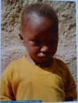 PLan sponsored child Oumou